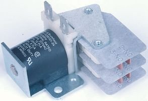 TE CONNECTIVITY/POTTER & BRUMFIELD S87R11A2B1D1120 POWER RELAY, DPDT, 120VAC, 20A, PLUG IN