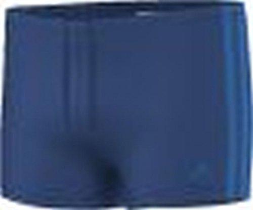 adidas Jungen Badeshorts I 3S Boxer Badehose, EQT Blue S16/Shock Blue S16, 176