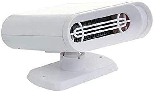 NAYY Beweglicher Auto-Heater, 150W 12V Auto-Zigarettenanzünder-Heizung, Defroster Demister Defog Mit Reinigung Kleiner und Großer Wind