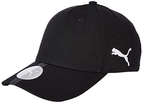 PUMA Erwachsene LIGA CAP, Schwarz (Puma Black), OSFA