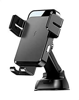 Joyroom JR-ZS219 Wireless Charger and Dashboard Car Holder - Black