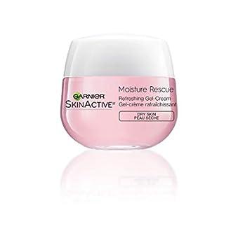 Garnier SkinActive Moisture Rescue Face Moisturizer Dry Skin 1.7 oz.