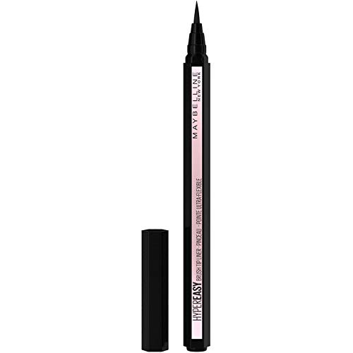 Maybelline New York Eyeliner, Hyper Easy Liquid Liner, Nr. 800 Knockout Black