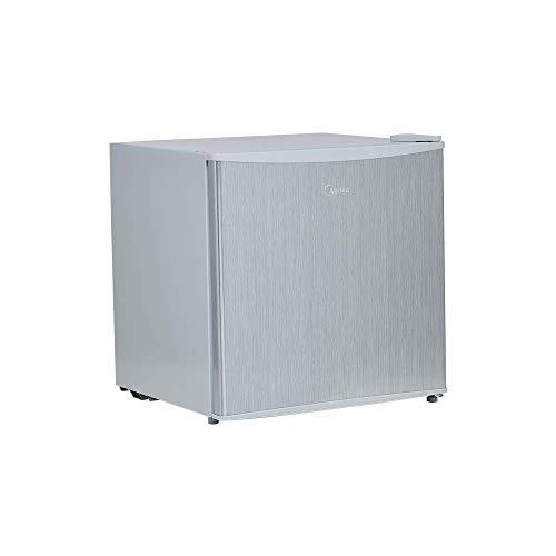 refrigerador 2 puertas 15 pies vidrio dark grey io mabe fabricante Midea