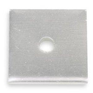 Superstrut AB241-3/8EG Steel Square Washer. 3/8 inch
