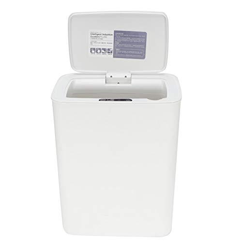 KUIDAMOS Bote de Basura, Sensor Inteligente del Bote de Basura Inteligente para el hogar para dormitorios