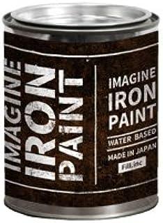 ペンキ 水性塗料 アイアンペイント 100ml [203] サビ風塗料