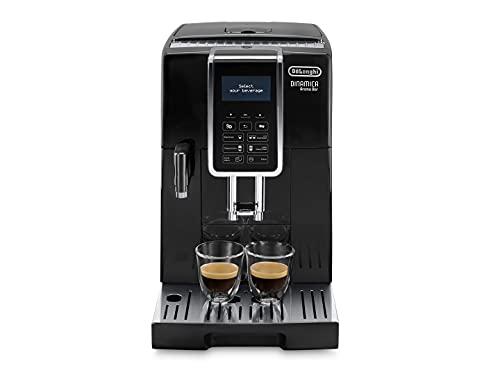 De'Longhi ECAM359.53.B Macchina da caffè Automatica Dinamica Aroma Bar, 1450 W, Plastica, Nero