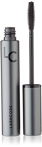Lashcode – Wimperntusche für perfekt lange und dichte Wimpern, pflegende Mascara mit Baicalin, Arginin und natürlichen Keimextrakten zum schnellen Wimpernwachstum und mehr Wimpernvolumen – 10 ml