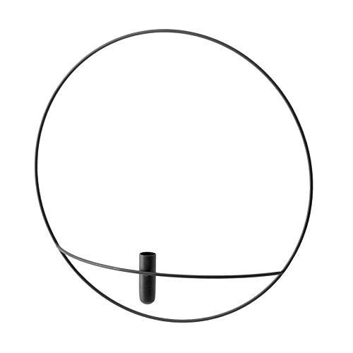 Menu - POV Circle vaas, L/zwart