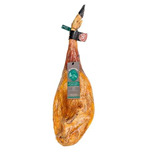 Jamón Ibérico de Cebo de Campo 7B Premium® (+ 8 kg.) | Pata Negra 7 BELLOTAS SL