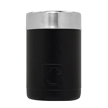 RTIC 297 Can Cooler Insulated, 12oz, Black