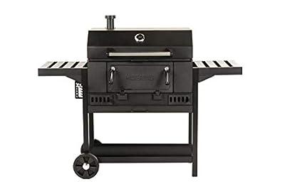 Masterbuilt MCG 500S Charcoal Grill, Black