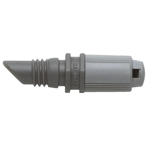 Gardena 01372-20 Micro-asperseur de fin de ligne Micro-Drip-System Noir/Gris 35 x 20 x 19 cm