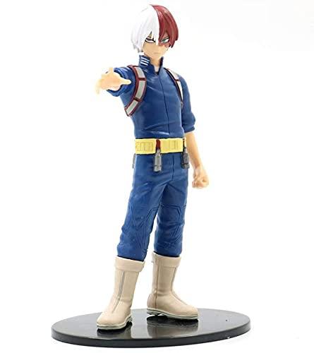 WOERD My Hero Academia 2nd Generation Boom Jiao Frozen Modelo hecho a mano Anime en caja The Amazing Heroes Figura de acción Estatua de juguete Pop Up Parade Figura de Pvc