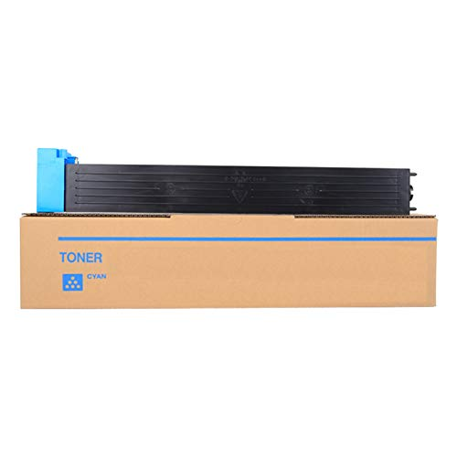 SSBY TN611 - Cartucho de tóner compatible con Konica Minolta, compatible con impresoras Konica Minolta C451, C550, C650, cian