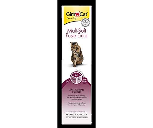 Gimcat Malta-Soft Extra para la Pasta de los gatos 100g Gimborn, las pastas, los Gatos 🔥