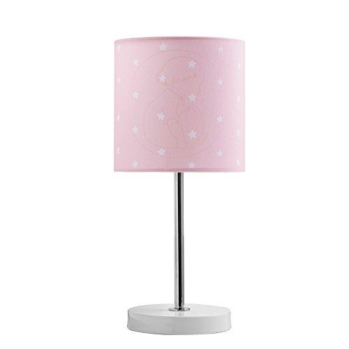 Kids Concept 6016 Tischlampe Barnkammaren, rosa