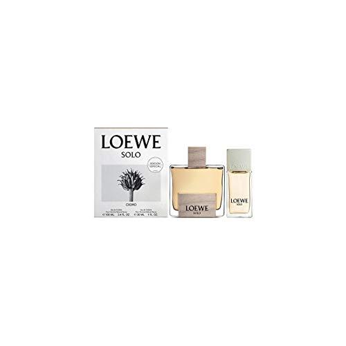 Loewe Solo Loewe Cedro Lote 2 Pz 100ml-30ml