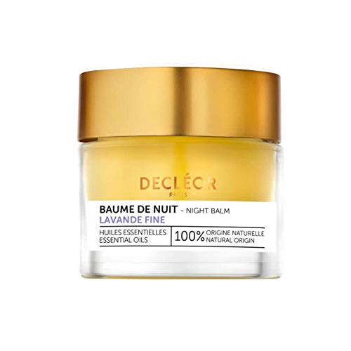 Decleor Lavender Fine Night Balm, 3395019909121, 15 ml