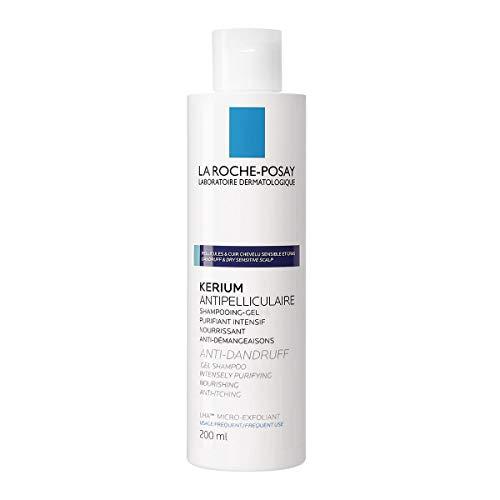 La Roche-Posay Shampooing Gel Shampoo, 1er Pack
