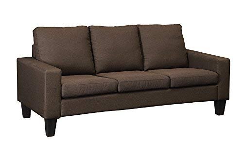 Coaster Home Furnishings Bachman Sofa with Track Arms Chocolate