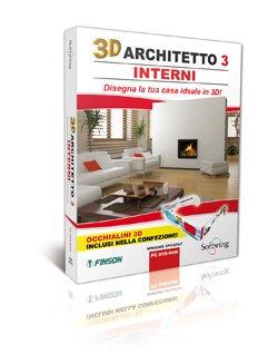 3D ARCHITETTO 3 INTERNI