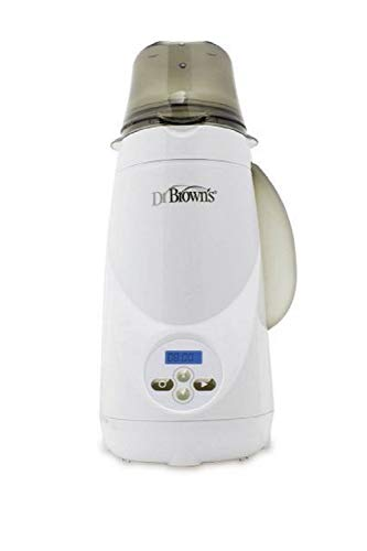 Image of Dr. Brown's Deluxe Bottle Warmer | 1-Button Start | LCD Control Panel (Bottle Warmer)