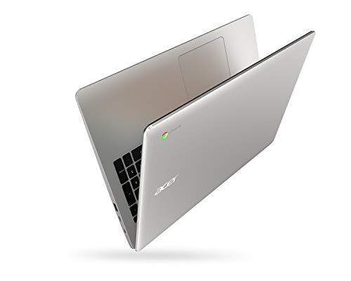 Acer Chromebook 315 (15,6 Zoll Full-HD IPS Touchscreen matt, 20mm flach, extrem lange Akkulaufzeit, schnelles WLAN, MicroSD Slot, Google Chrome OS) Silber - 4
