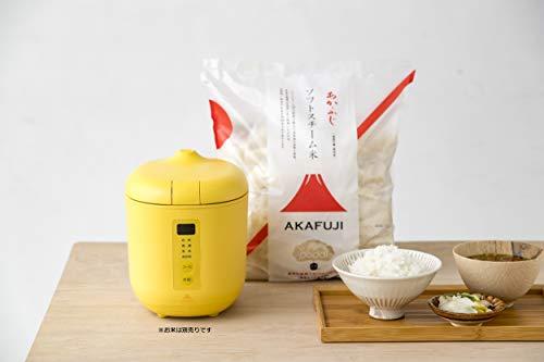 神明きっちん炊飯器ポッディー(黄)3合未満AK-PD01