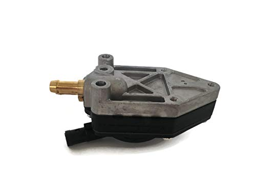 ITACO Boat Outboard Motor 0438555 438555 0433386 433386 18-7353 9-35353 Fuel Pump Assy for Johnson Evinrude OMC BRP 20-30hp 99-00 Boat Motor Small Nipple Engine
