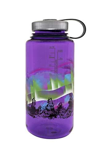 Nalgene - Botella de agua unisex para adultos, color morado
