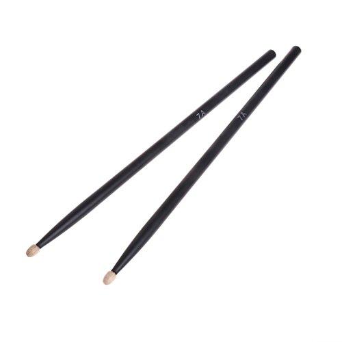 planuuik 1Paar 5A 7A Duurzame Drumsticks Kleur Harde esdoorn Drum Sticks Kid Jazz Drums Stick