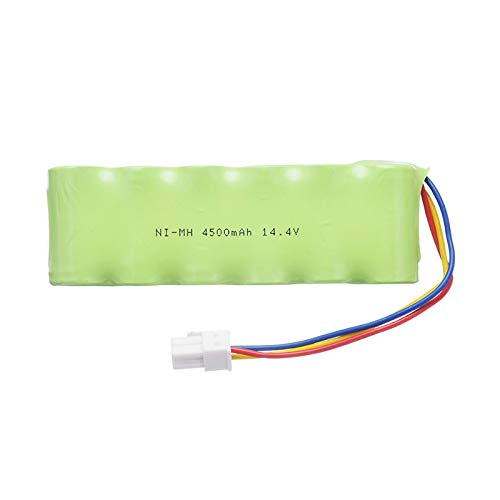 Grehod Batería de aspiradora de 14,4 V 4500 mAh para Samsung NaviBot SR8840 SR8845 SR8855 SR8990 VCR8845 VCR8895 VCR8730 SR8750