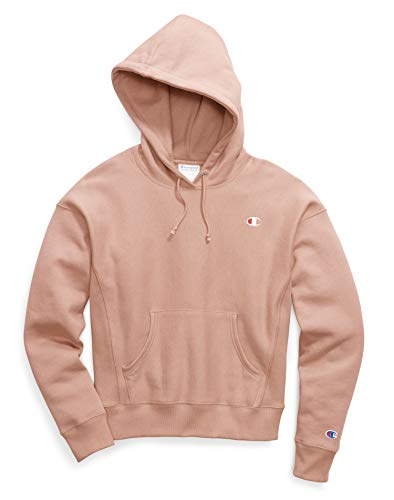 Champion LIFE Women's Reverse Weave Pullover Hood, Tinted tan, XX-Large