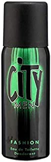City Men Deodorant Spray For Men, Fashion, 150 Ml - 783023200038