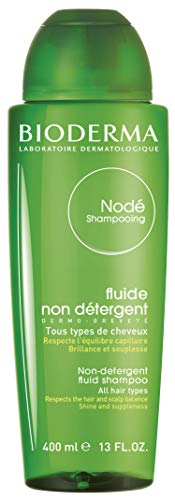Bioderma Nodé Fluide Haarshampoo, 1er Pack(1 x 400 ml)