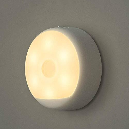 Night Light Pir Motion and Light Sensor USB Oplaadbare Ophangbare Lijm Magnetische Lamp Origineel