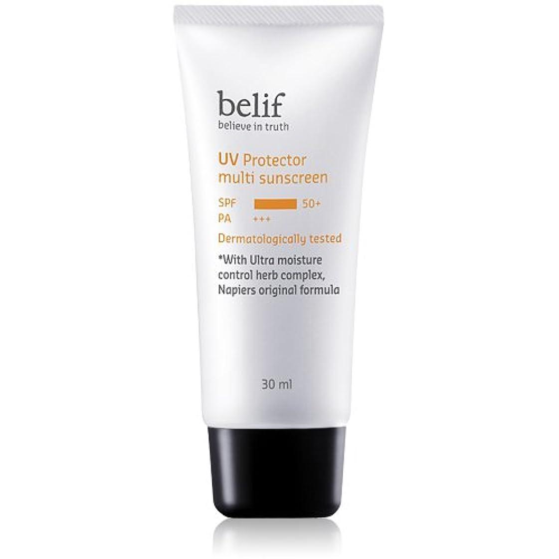 怠惰罪呼び出すBelif(ビリーフ)UV Protector Multi sunscreen 30ml/ビリーフUVプロテクターマルチサンスクリーン