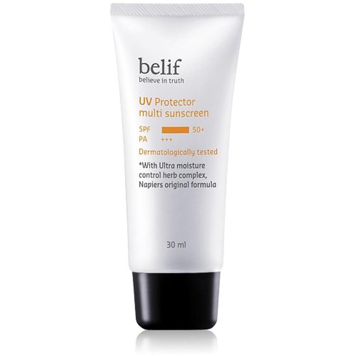 反抗十代まつげBelif(ビリーフ)UV Protector Multi sunscreen 30ml/ビリーフUVプロテクターマルチサンスクリーン
