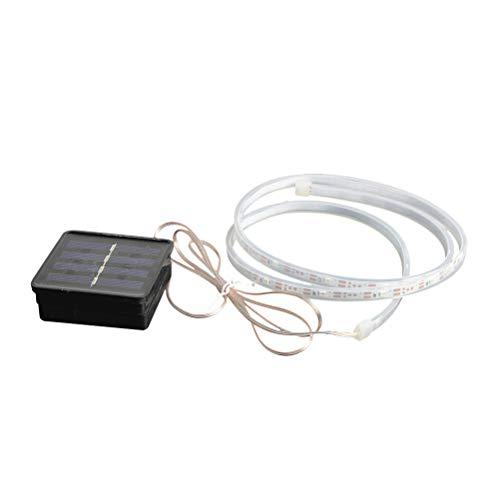 Giardino luce solare, LED Basket Hoop Light Basketball Hoop Strip Light Solar Basketball Hoop Lamp (Type 2)