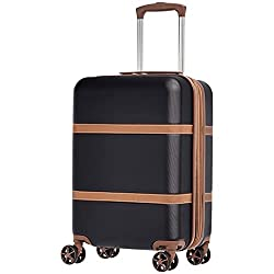 best top rated vintage hardside luggage 2021 in usa