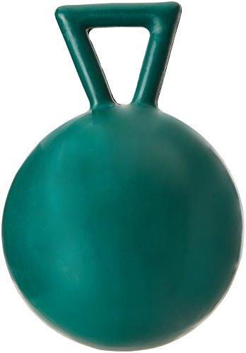 Pfiff 001171 Pferdespielball, Spielball für Pferde Beschäftigung, Grün, 30 cm