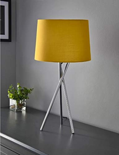 Vintage Tripod Design Table Lamp Give Your Home,Office,Living Room a Truly Contemporary Look - Ochre
