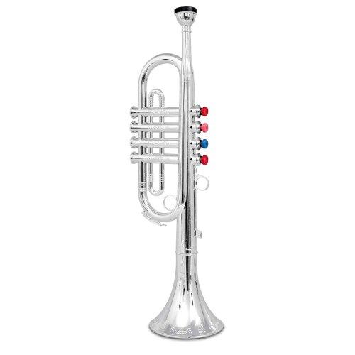 Bontempi - Trompeta con 4 Teclas, 42 cm...