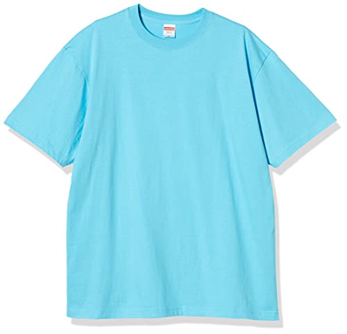 (ユナイテッドアスレ)UnitedAthle 5.6オンス ハイクオリティー Tシャツ 500101 083 アクアブルー XL