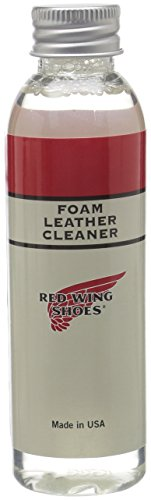 Red Wing Shoes 91025 Foam Leather Cleaner 4 OZ 118 ml