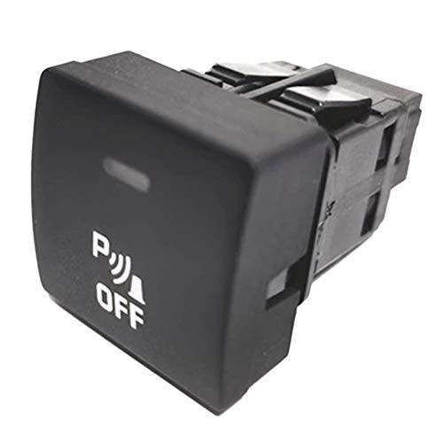Fransande - Interruptor de sensor de aparcamiento, interruptor de ayuda al aparcamiento, interruptor de marcha atrás para Citroën C4 C4 307408 6590F3 96476639XT