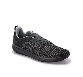Starter Textile Two-Tone Front Logo Lace-Up Unisex Shoes with Pull Tab 44