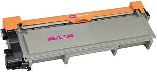 Compatible Laser Toner Cartridge for Dell E310DW, E514DW, E515DW, E515DN | 593-BBLH PVTHG 2,600 Pages